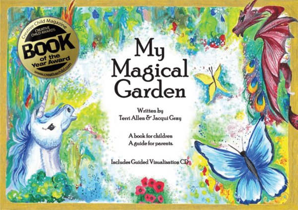 My Magical Garden book cover