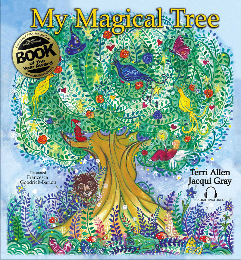 my magical tree book cover